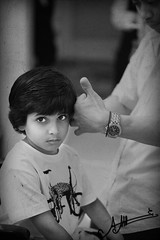 (A.A.A) Tags: family boy white black cute love by canon photography mark iii nephew fahad aaa amna irresistible eos1ds abdulaziz althani canoneos1dsmarkiii alshai5