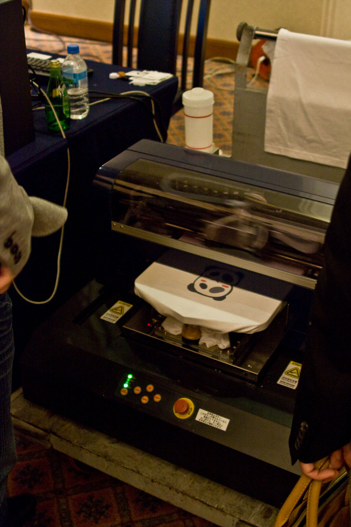 Custom T-shirt Printer