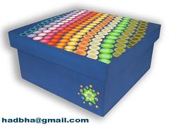 Brincando com as cores (Minhas Crias) Tags: handmade artesanato pintura mdf trabalhosmanuais