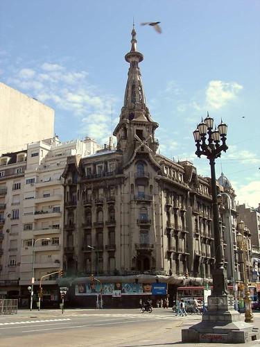 La Confiteria del Molino de Buenos Aires