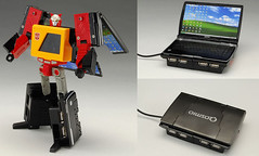 Transformers, Netbook, USB hub