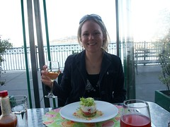 Dining on the San Francisco Bay (cozmo54901) Tags: sanfrancisco california bay wine crab