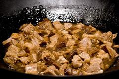 pork and sauce