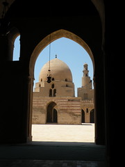 Mosquée Ibn Tulun (simon&marina) Tags: egypt cairo ibn tulun