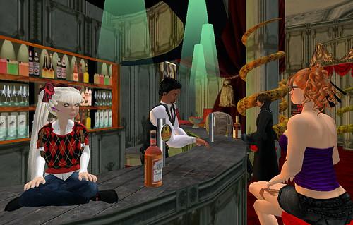 Alien Midgets on the Bar (6-1-9) #1
