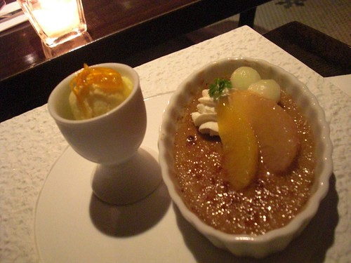 Early Grey Creme Brulee
