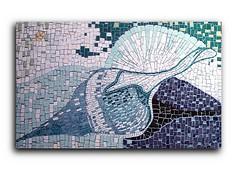Muszelka (oliwa72) Tags: shell mosaics mosaico seashell morze mozaika muszla