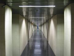 Edifício Avenida Central Rio de Janeiro Corredor corridor por SeLuSaVa