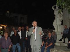 30/05/2009, Ομιλία σε συγκέντρωση στις Βρύσες Αποκορώνου