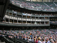 Welcome to Safeco Field (alexfiles) Tags: mariners safeco