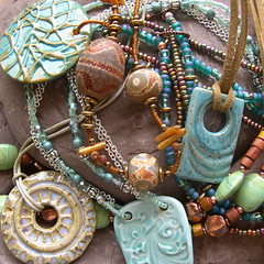 Pendants by Susan Hedberg