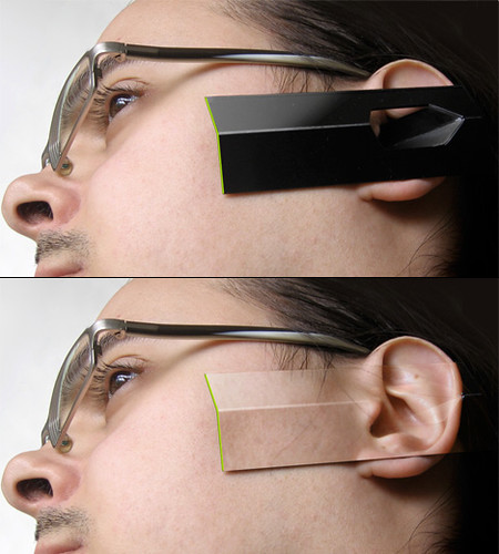 Mobile Handsets as ear phone-4