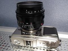 Olympus E-P1 (digitalbear) Tags: japan lens tokyo olympus ep1 m43