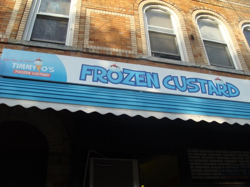Timmy O's Frozen Custard