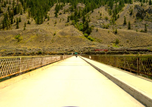 The real Spences Bridge