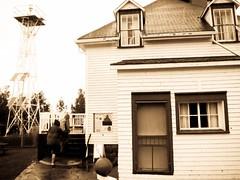 Le phare de la péninsule