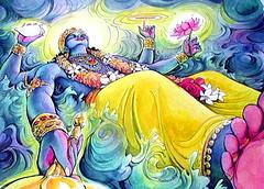 ISKCON desire tree - Maha-Visnu (ISKCON Desire Tree) Tags: vishnu demon krishna garuda kidnap radha gopis rukmini chaitanya radhakrishna iskcon narasimha madhava bhumi govardhan bhima lordvaraha
