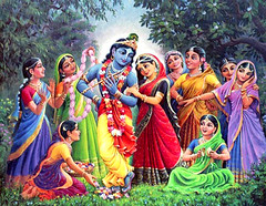 ISKCON desire tree - Radha and Krishna with Gopis (ISKCON Desire Tree) Tags: vishnu demon krishna garuda kidnap radha gopis rukmini chaitanya radhakrishna iskcon narasimha madhava bhumi govardhan bhima lordvaraha