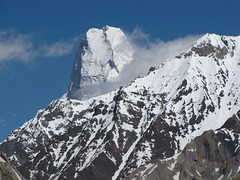 Muztagh Tower-Gondogoro La Trek-Pakistan (mikemellinger) Tags: pakistan camp snow tower nature beauty trekking trek landscape scenery rocks peak glacier summit concordia k2 northernareas basecamp karakorum baltoro baltistan gondogorola muztagh karakorums