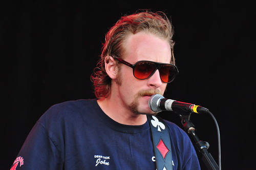 Deer Tick at Ottawa Bluesfest 2009