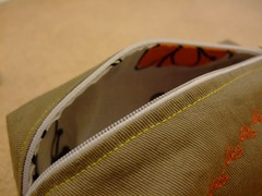 Box Pouch (ebygomm) Tags: handmade sewing craft boxpouch projectsbyjane