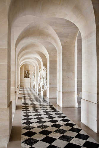 Interiores - Versalles