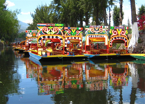 Thumbnail from Floating Gardens of Xochimilco