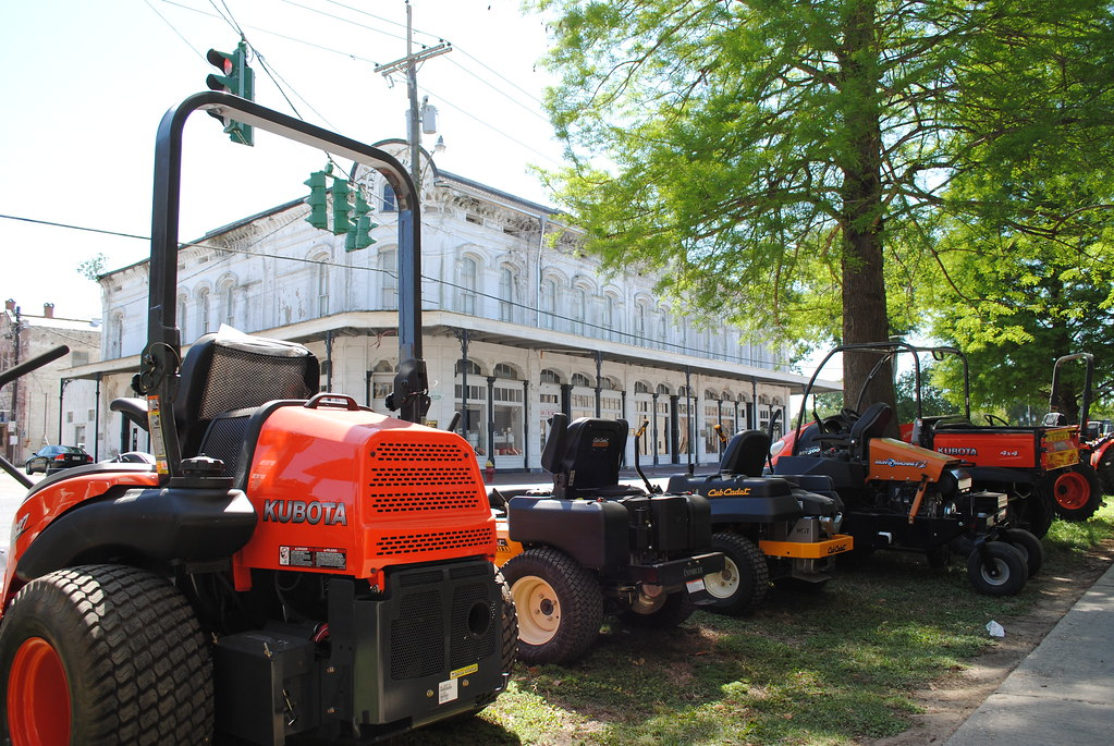 tractors welcome you to donaldsonville