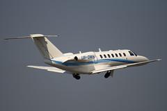 UR-DWH - 525B-0322 - Aero-Charter Airlines - Cessna 525B Citation CJ3 - Luton - 100423 - Steven Gray - IMG_0309