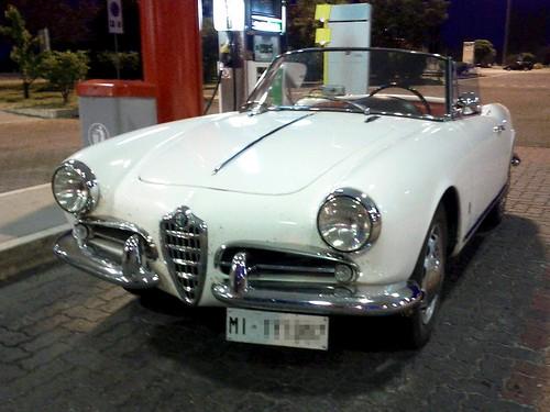 Day 128 - Alfa Romeo Giulietta Spider
