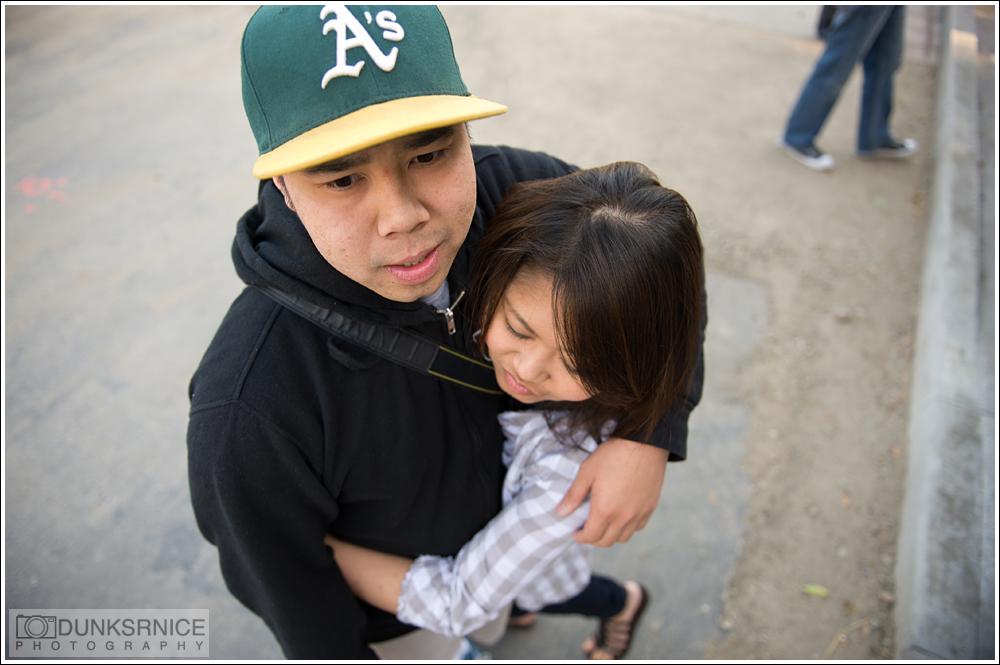 Chris & Kayla.