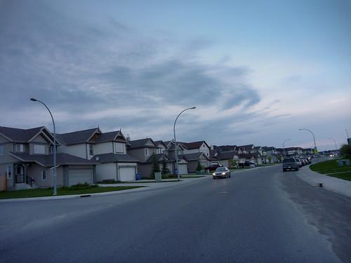 Calgary Evening @ 400KM