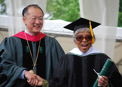Dartmouth Commencement 2011 (Dartmouth Flickr) Tags: arts graduation commencement dartmouth 2011 classof2011 rubydee jimyongkim