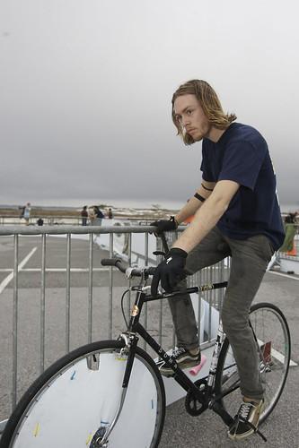 Bike polo spring break