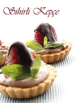 Çikolatalı-Çilekli-Tart3
