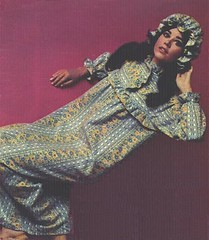Colleen Corby 17-granny-pj-housecoat (Matthew Sutton (shooby32)) Tags: magazine model mod colleen 1960s corby seventeen