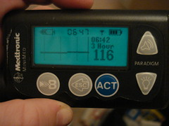 So Close To Flatlining - Diabetes 365, Year 2 - Day 44
