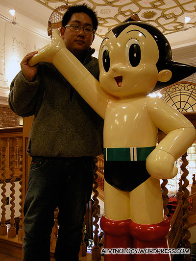 Astroboy and me
