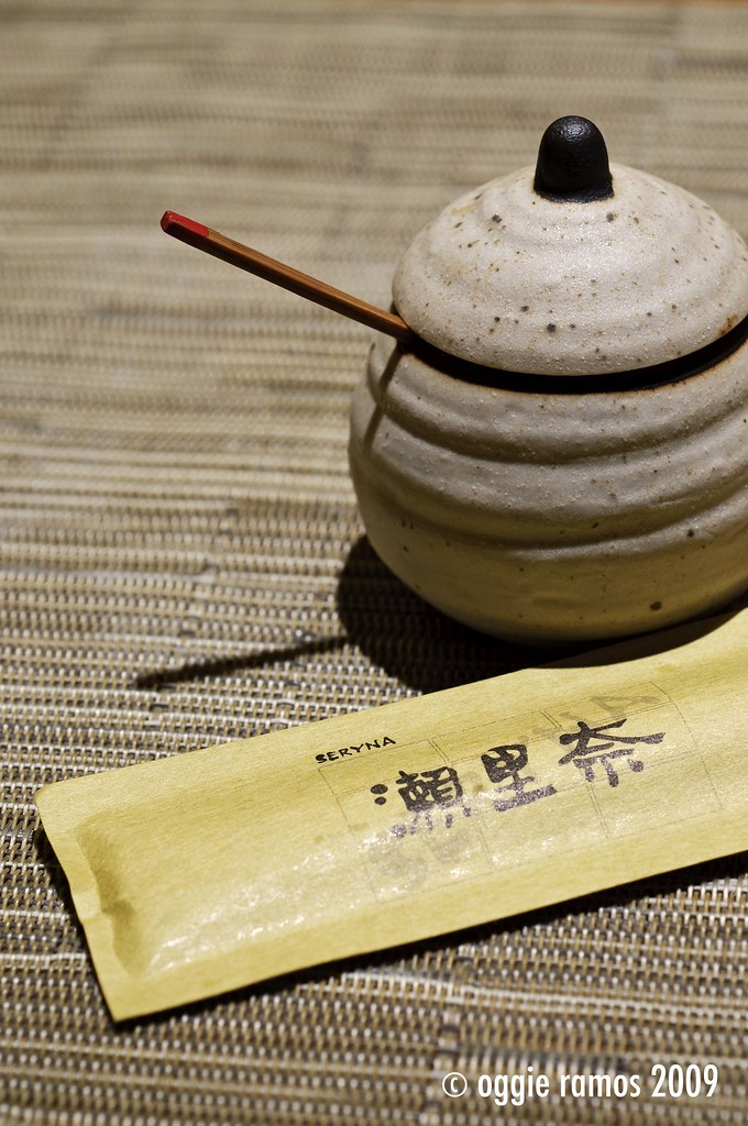 Seryna Condiments Zen