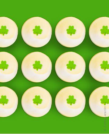 Sprinkles Cupcakes St. Patrick's Day cupcakes