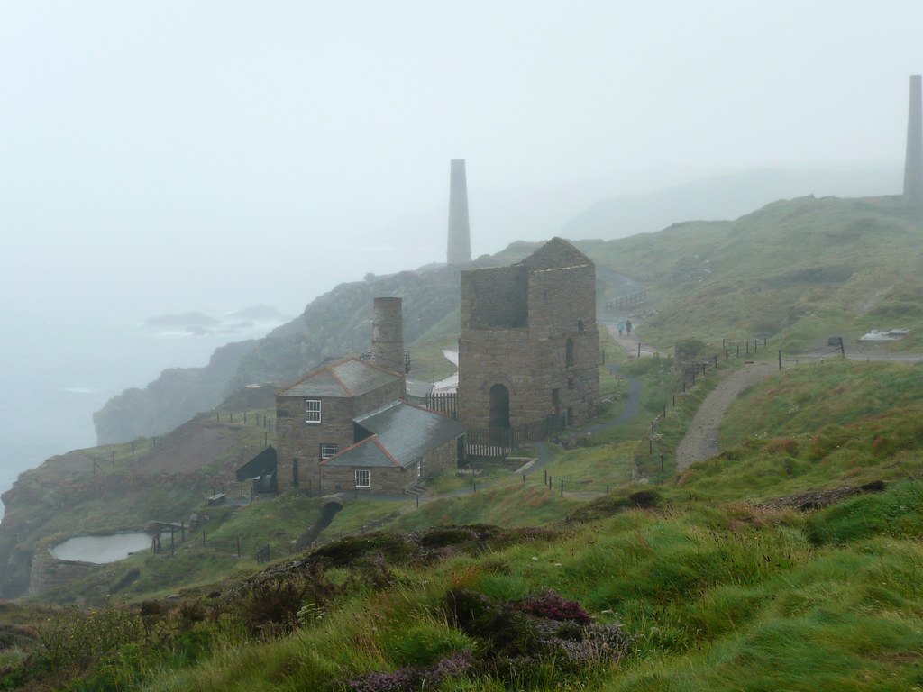 Levant Mine,Pendeen,Cornwall.(Please Read)