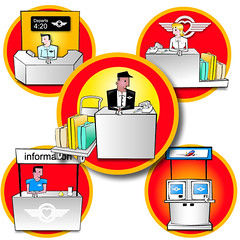 "Southwest Airlines illustrations • <a style=""font-size:0.8em;"" href=""http://www.flickr.com/photos/36221196@N08/3339580276/"" target=""_blank"">View on Flickr</a>"