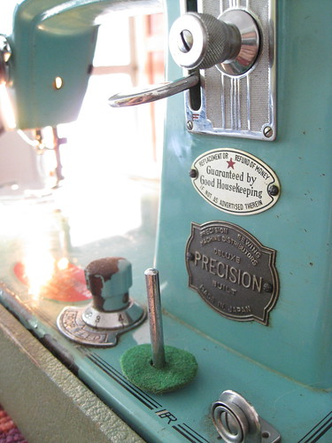 Vintage 1958 Brother sewing machine