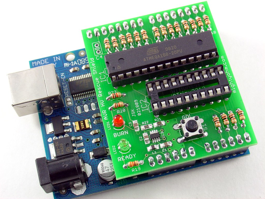 The World's newest photos of attiny and pcb - Flickr Hive Mind