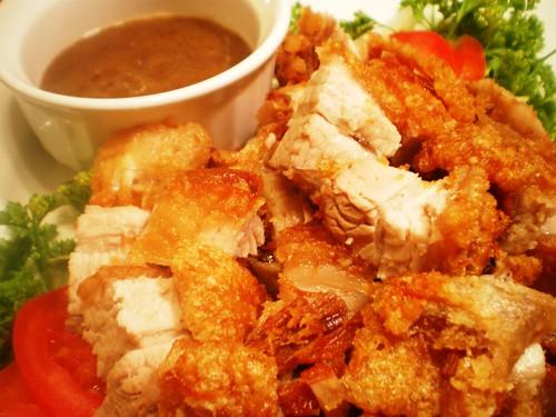 Filipino Food - Lechon Kawali