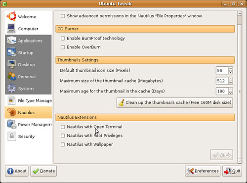 Screenshot-Ubuntu Tweak-4
