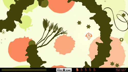 PixelJunk Eden Encore screenshot