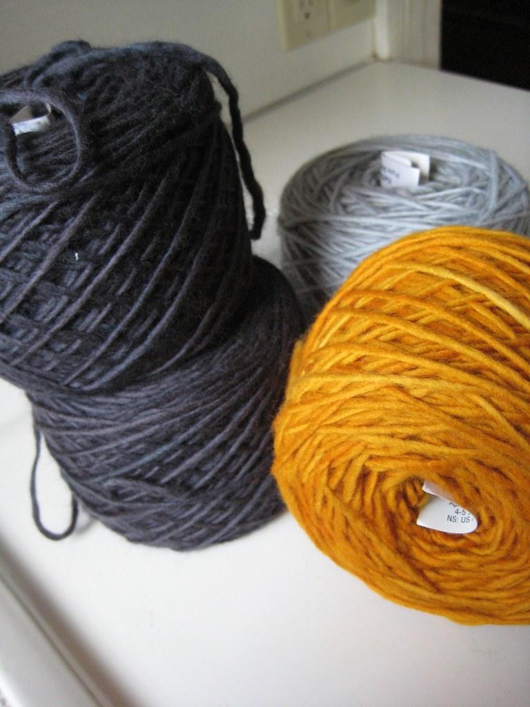 Yarn for Second Vortex Hat