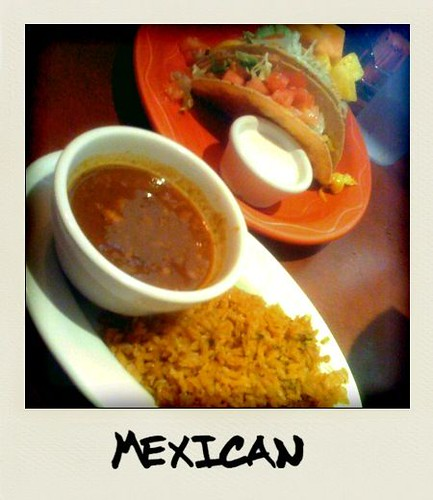 Mexican Food - Taken With An iPhone