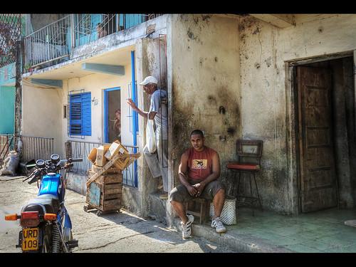 Cuba by Kaj Bjurman.